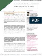 9-09-11 El Discurso de Carstens en el Foro del Colegio Nacional de Economistas