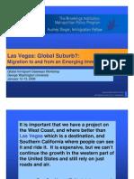 Vegas Global Cities