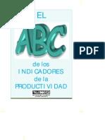 El ABC de Los Indicadores de Productividad
