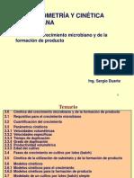 1_Estequiometria y Cinetica Microbiana_Sergio Duarte