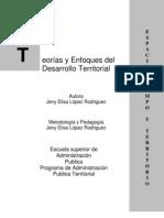 Teorias y Enfoques Del Desarrollo Territorial