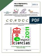 Conv3erForoNacEmprendedoresyExpocienciasPachuca2011