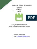 Internship Report_Lingfei Zhang