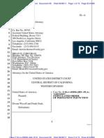 Wycoff Ozak injunction