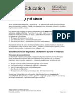 Cancer Embarazo