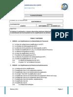 Plan de Estudios Electronic A II