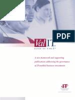 Val IT Brochure