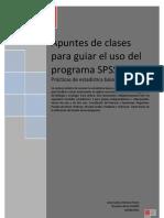 Guía SPSS v19 Apuntes de clases