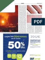Unelco asegura que no provocó los últimos fallos en la refinería IMPAR (11-09-2008)