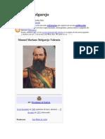 Mariano Melgarejo