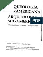 Acuto-Gifford Arqueologia Suramericana