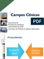 Campos Clinicos Ppt