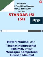 04. Permen Diknas 22 Th. 2006 SI