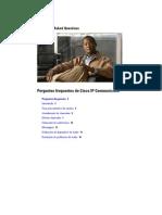 Perguntas Frequentes IP Comunicator