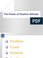 The Power of Positive Attitude