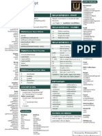 Blueprint css framework version 101 cheat sheet cascading javascript cheat sheet malvernweather