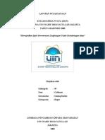 laporan KKN  kelompok