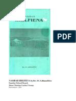 NAMBAR HRILFIENA by Rev. Dr. Lalhmuoklien