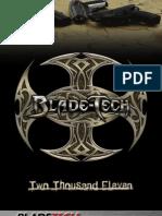 Blade Tech 2011 Catalog