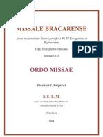 Missale Bracarense