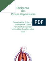 Kdm Slide Oksigenasi Dan Proses Keperawatan