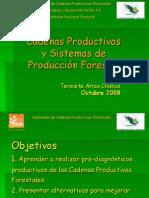 CADENAS Y SISTEMAS DE PRODUCCIÓN