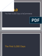 Web 3.0 - The Next 5,000 Days of eCommerce