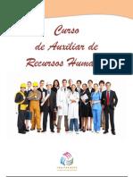 1 APOSTILA DO CURSO DE AUXILIAR DE RECURSOS HUMANOS - CÓPIA OFICIAL