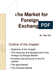 5 the Market for Foreign Exchange