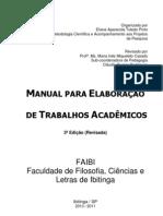 Manual Trabalhos Acad 2011