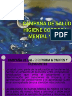 HIGIENE Corporal, Mental y Dental[1]