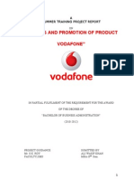 VODAPHONE Sales and Promotion Product 041