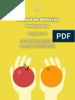 Manual de Nutrição - Capítulo 3