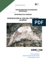 Manual Geoslope en Español