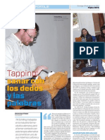 Revista Miradas Articulo sobre Till Schilling