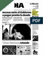 El Día de Albacete