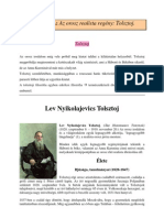 19. Orosz realizmus, Tolsztoj