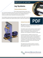 AMS Metered Winding Systems