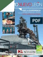 Revista Turismo Nuevo León No. 4
