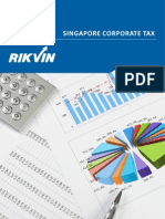 Rikvin - Singapore Corporate Tax