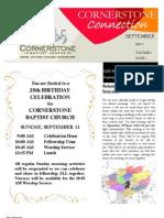 Newsletter Sept 11