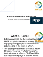 Africa Youth Environment Network (Ayen) Pp