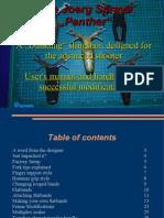 Panther User's Manual