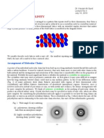 3 - Polymer Crystallinity Polymer engineering