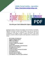 EL PODER ANGELICO DE LOS DEMONIOS | ALIANZA DE AMOR