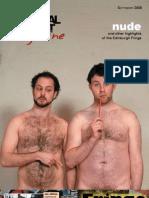 The National Student Magazine - September 2008