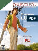 Revista Turismo Nuevo León No. 6