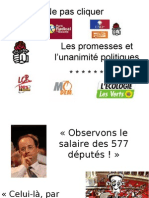 indemnités parlementaires