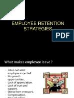 Retention of Employee 1