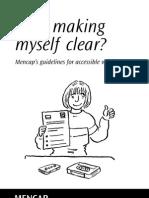 Am I Making Myself Clear [1]